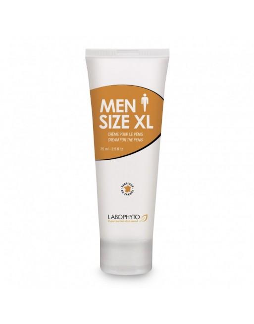 Crème MenSize XL - 75ml