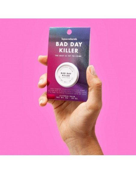 Baume orgasmique - Bad Day Killer - Clitherapy - 8 g