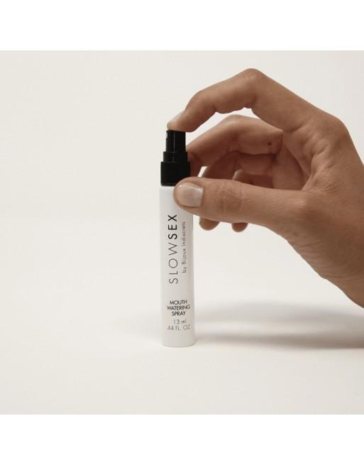 Spray activateur de salive - Slowsex - 13 ml
