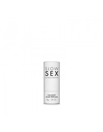 Parfum solide intime - Slowsex - 8 g