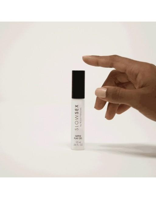 Gel stimulant pour tétons - Slowsex - 10 ml