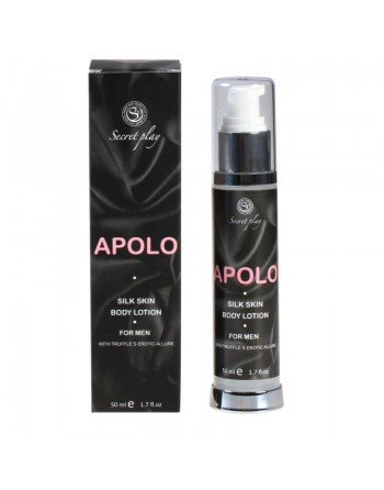 Lotion corporelle soie Apolo - 50 ml 3667