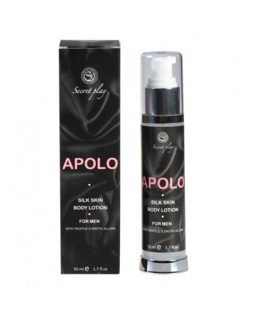 Lotion corporelle soie Apolo - 50 ml 3667