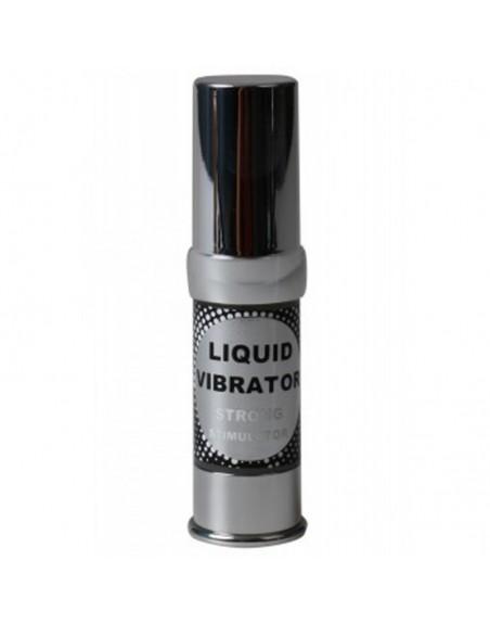Liquide vibrator - Stimulation forte 3598