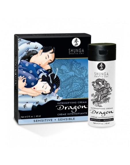 Crème de virilité Sensible - Dragon