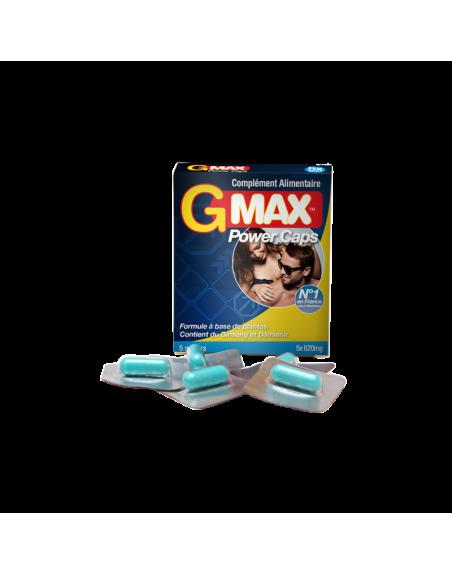 Gmax 5 gélules