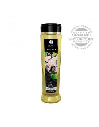 Huile de massage organique - Neutre - 240 ml