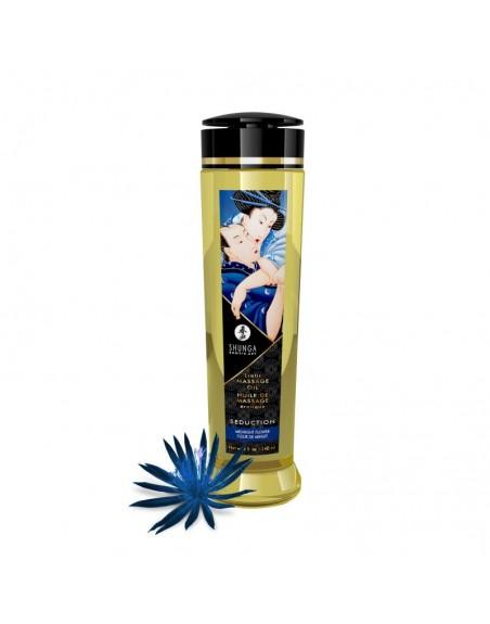 Huile de massage érotique - Fleur de minuit - 240 ml