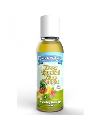 Huile chauffante VM Vin Pétillant Fruits Exotiques - 50 ml