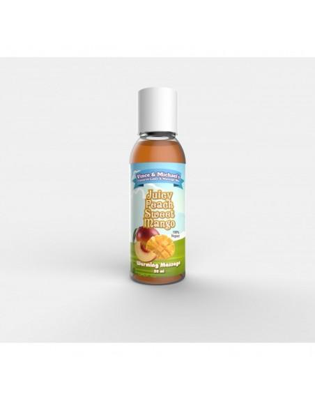 Huile chauffante VM Mangue Peche douce - 50 ml