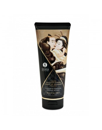 Crème de Massage délectable - Chocolat enivrant