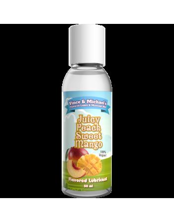 Lubrifiant VM Mangue Peche douce - 50 ml