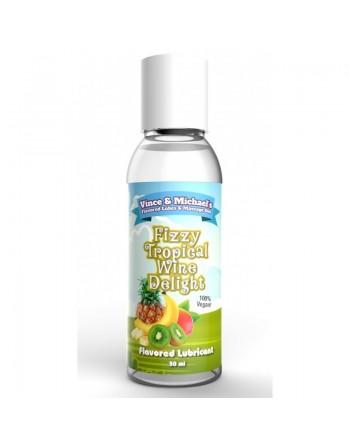 Lubrifiant VM Fruits Exotiques Vin Pétillant - 50 ml