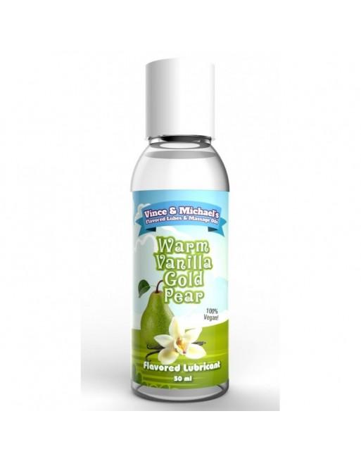 Lubrifiant VM Saveur Poire Vanille - 50 ml
