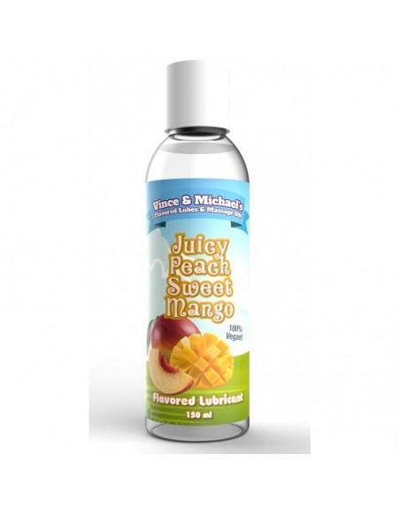 Lubrifiant VM Mangue Peche douce - 150 ml