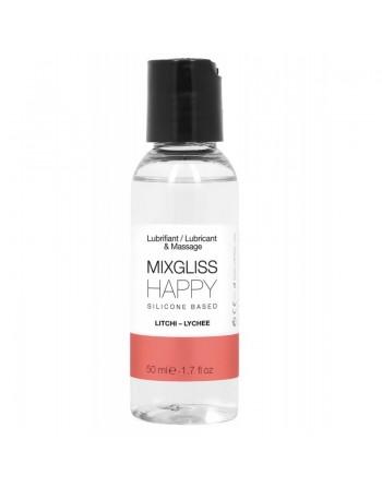 Mixgliss Silicone Happy - Litchi 50 ml