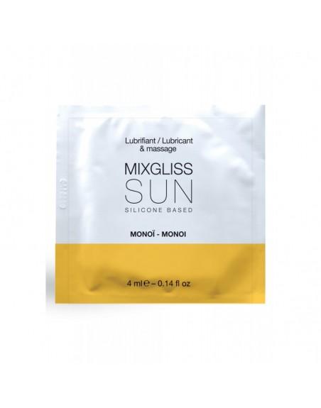 Dosette Lubrifiant Silicone Monoï - 4 ml
