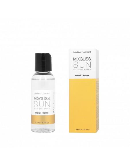 Mixgliss Sun - Monoi Silicone 50 ml