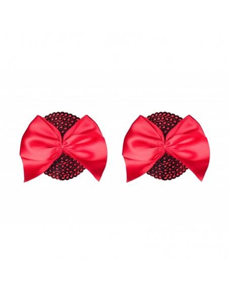 Giftella Cache-tétons - Rouge