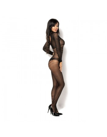Ximena Bodystocking - Noir