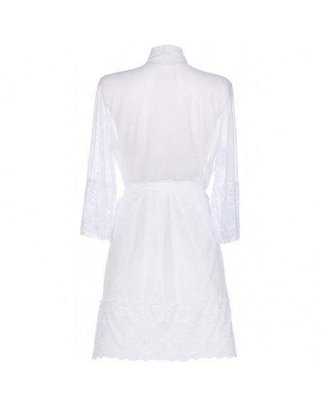 V-8850 Peignoir - Blanc