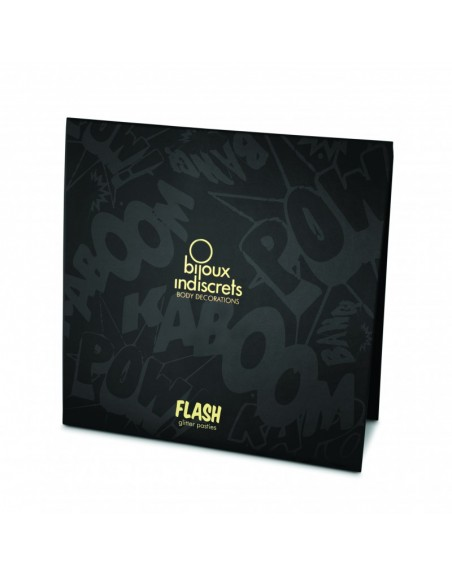 Flash - Cache tétons Coeur - Argent