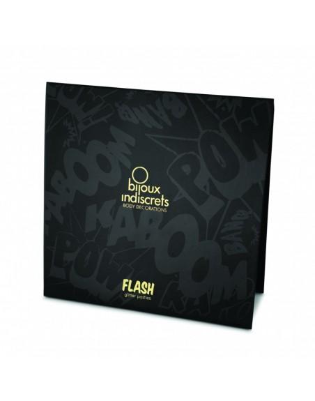 Flash - Cache tétons Etoile - Or