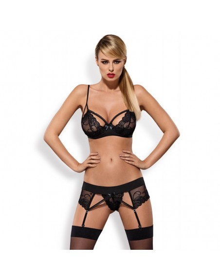 Wonderia Ensemble 3 pcs - Noir