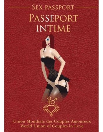 Passport Intime - Sex...