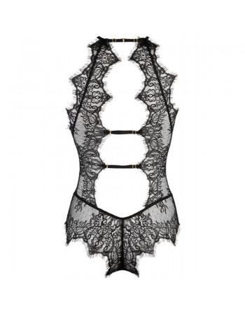 V-9490 Body - Noir et Beige