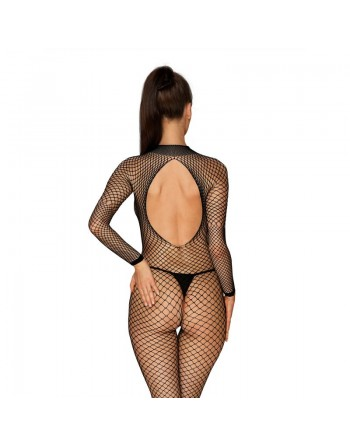 N121 Bodystocking - Noir