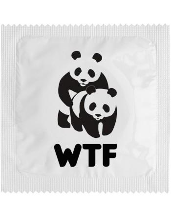 1 X préservatif WTF