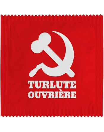 1 X préservatif Turlute...