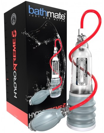 Developpeur Bathmate Hydroxtreme 5 Transparent- l'avenue des plaisirs