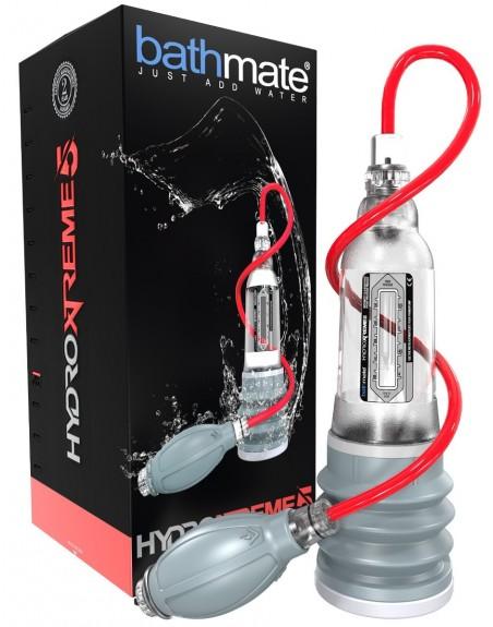 Developpeur Bathmate Hydroxtreme 5 Transparent- l'avenue des plaisirs