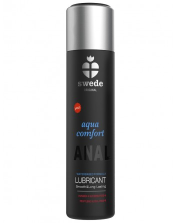 Lubrifiant Anal Aqua Confort 120 ml- l'avenue des plaisirs