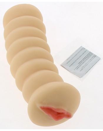 Vagin réaliste ultra doux 430 g - 20 cm !!! SANS PACKAGING !!!- lavenuedesplaisirs.com