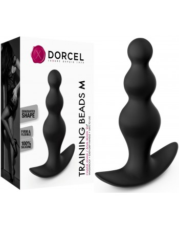 Plug Anal Training Beads - M dorcel- l'avenue des plaisirs