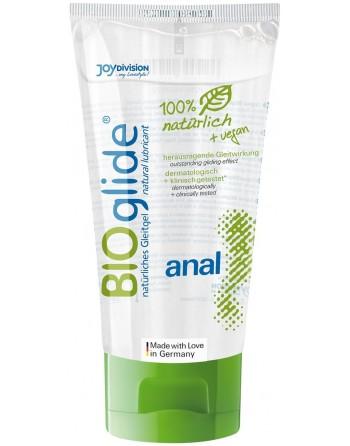 Lubrifiant 100 % Biologique Bioglide Anal - 80 ml- l'avenue des plaisirs