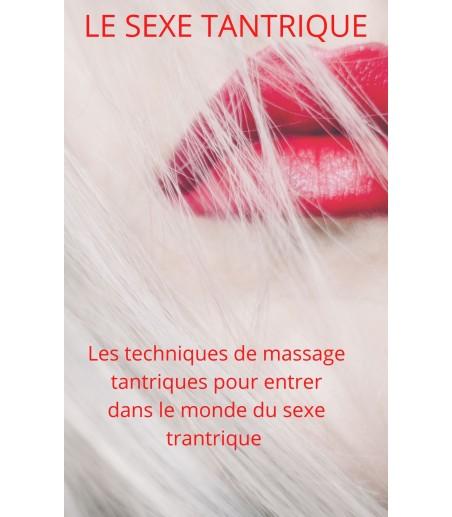Ebook  : le sexe tantrique