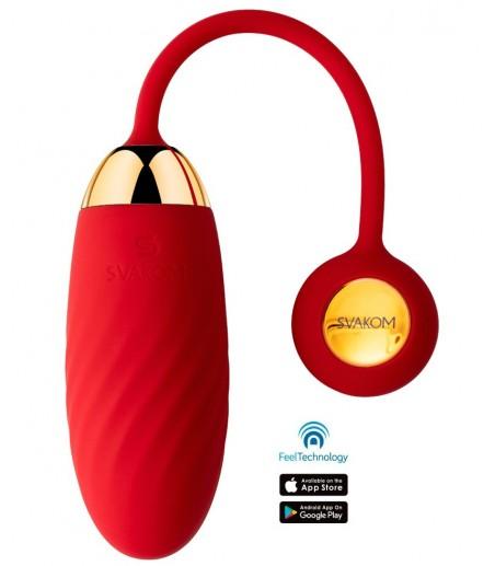 Oeuf Vibrant Connecté USB Ella Neo www.lavenuedesplaisirs.com