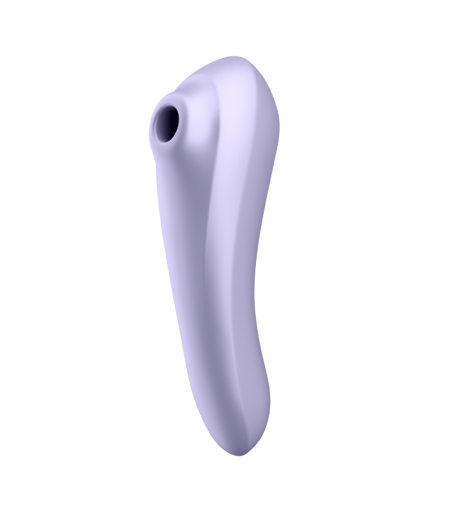 Satisfyer Dual Pleasure connected stimulator - Purple