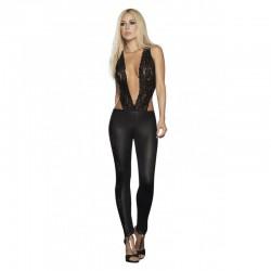 Combinaison noire legging