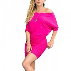 Robe Style 4749 - Rose