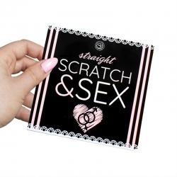 Jeu coquin Scratch et Sex  Hetero - Secret Play