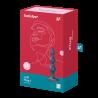 Anal vibrator Satisfyer Lolli Plug 1 - Grey