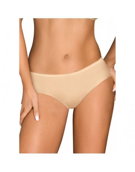 axami : tanga beige doux sexy v-5798