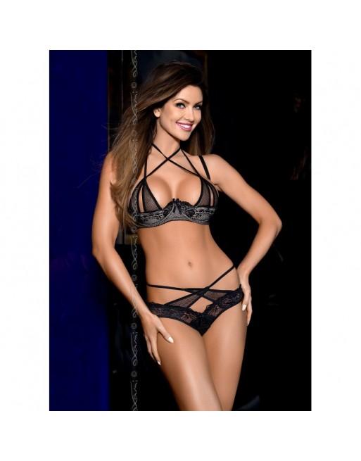 lingerie axami : soutiengorge pushup jadore- l'avenue des plaisirs