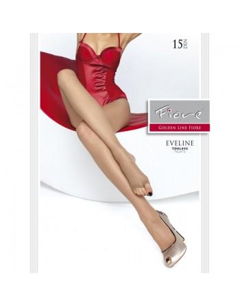 lingerie sexy  marque fiore   bas et collants : eveline natural fi- l'avenue des plaisirs