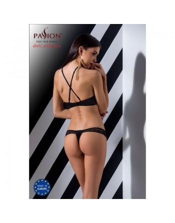 sublime body scarlet noir de la marque passion- l'avenue des plaisirs